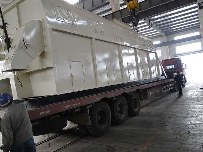 500M2管束万博官网APP出口波兰Chemat